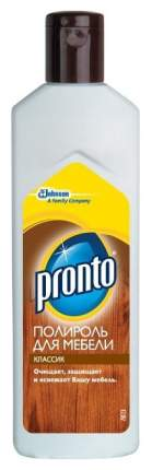 Полироль для мебели Pronto жидкий 300мл