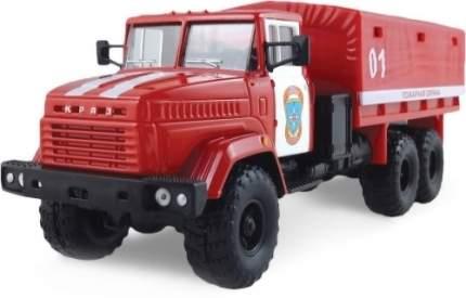 Модель машины Autotime KRAZ-6322: Пожарная охрана 65086