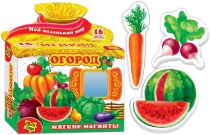 Мягкие магниты Vladi Toys Огород (VT3101-02)