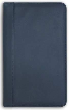 Визитница INDEX на 120 визиток, синяя (ICC120/9/BL)