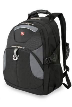 Рюкзак Wenger 3259204410 черный/серый 26 л