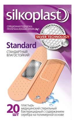 Пластырь Silkoplast Standart 20 шт.
