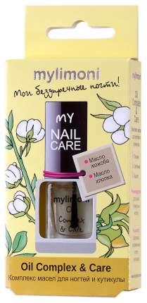 Масло для ногтей LIMONI MyLIMONI Oil Complex & Care 6 мл