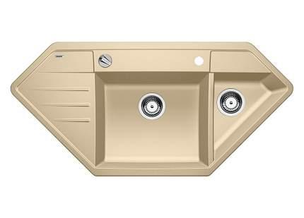 Мойка для кухни керамическая Blanco PRION 9 E 512873 кашемир