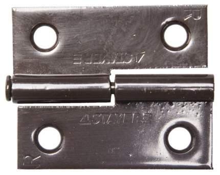 """Петля дверная Stayer """"MASTER"""" разъемная, цвет коричневый, правая, 50мм"""