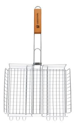 Решетка для шашлыка Союзгриль Мастер N1-G03 24 х 31 см