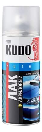 Лак автомобильный акриловый KUDO ,520 мл