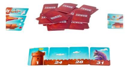 Семейная настольная игра GaGa Games Королевский замок