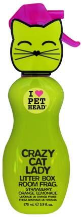 Pet Head Клубнично-цитрусовый аромат Гламурная леди для кошачьего туалета, 175 мл