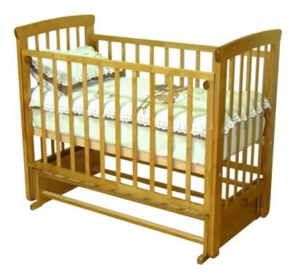 Кровать Красная звезда С-700 Марина медовый