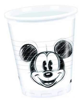 Одноразовые стаканы Гримасы Микки Procos S.A. 200 мл 25 штук