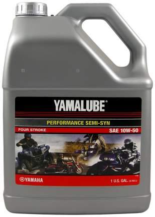 Моторное масло Yamaha Yamalube 10W-50 3,785