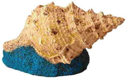 Декорация для аквариума Hydor Ракушка, полиэфирная смола, 16,1х14х14 см