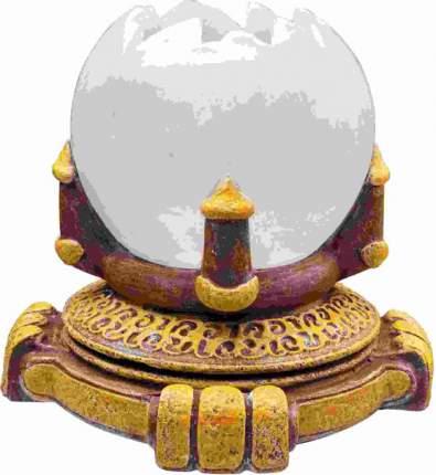 Декорация для аквариума Hydor Волшебный шар, полиэфирная смола, 16,1х14х14 см