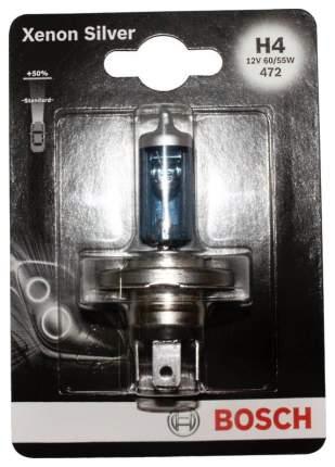 Лампа галогенная Bosch 55W H4 1987302049