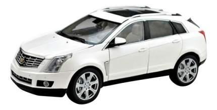 Коллекционная модель Play Smart Cadillac SRX белая 1:43