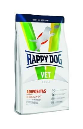 Сухой корм для собак Happy Dog Vet Adult Adipositas, при ожирении, домашняя птица, 1кг