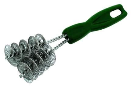 Щетка спиральная для чистки решетки Big Green Egg А122493 Зелёная