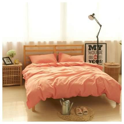 Комплект постельного белья Valtery organic евро