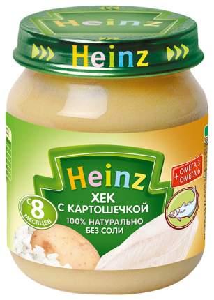Пюре Heinz Хек с картофелем c 8 мес. 120 г