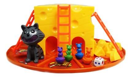 Настольная игра Фортуна Кошки Мышки, Сырная погоня