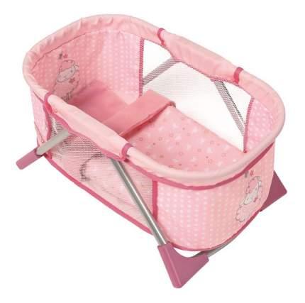 Мягкая кроватка Zapf Creation Baby Annabell 794-982