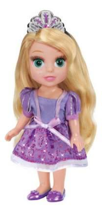 Кукла Принцессы Диснея Рапунцель 15 см Карапуз rap002x