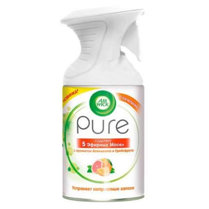Освежитель воздуха Air Wick 5 эфирных масел апельсин и грейпфрут 250 мл