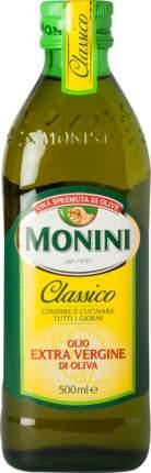Масло оливковое Classico Monini extra virgin 500 мл