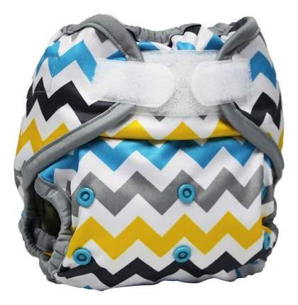 Трусики многоразовые 3-16 кг, One Size Aplix Cover Charlie Kanga Care