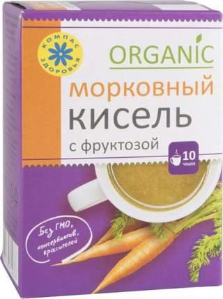 Кисель морковный Компас здоровья organic с фруктозой 150 г