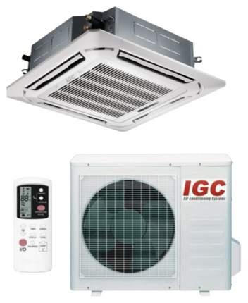 Кассетная сплит-система IGC ICM ICM-36HS/U