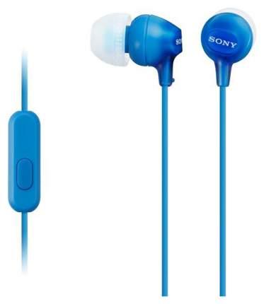 Наушники Sony MDR-EX14 Blue