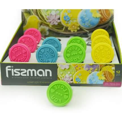 Формочки для вырезания печенья FISSMAN 7659