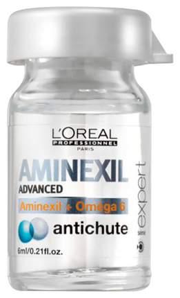 Ампулы для волос L'Oreal Professionnel Aminexil Advanced Set 10x6 мл