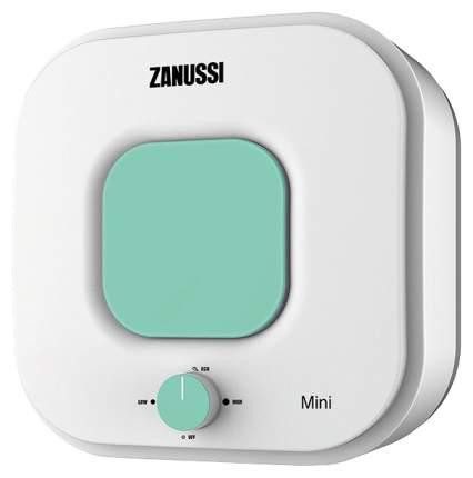Водонагреватель накопительный Zanussi ZWH/S 10 Mini U white/зеленый