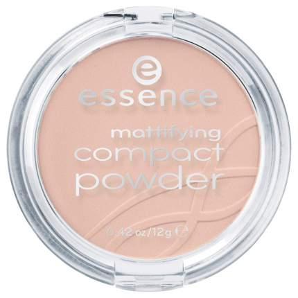 Пудра essence Mattifying Compact Powder светло-бежевый, тон 10