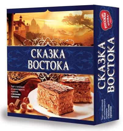 Торт Русская Нива сказка востока 560 г