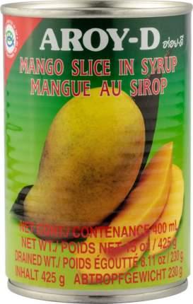 Манго Aroy-D в сиропе 425 г