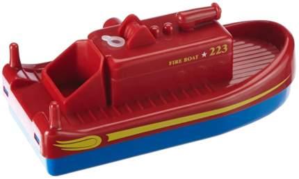 AQUAPLAY Игровой набор игрушки для воды Акваплей Пожарный катер 223 в упаковке