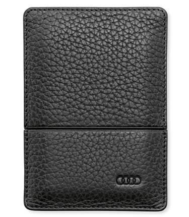 Кожаная визитница Audi 3141400500 black