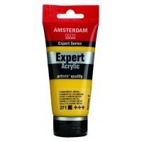 Акриловая краска Royal Talens Amsterdam Expert №271 кадмий желтый средний 75 мл