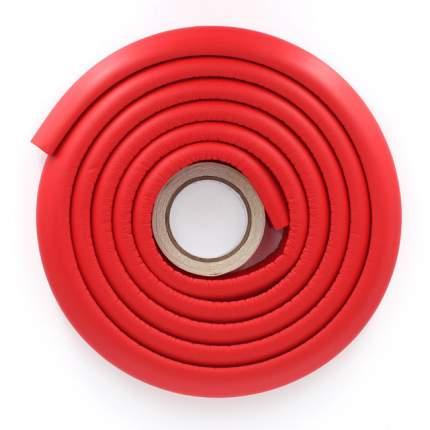 Защитная лента на углы Happy Mom 2 м Г-8 мм красный