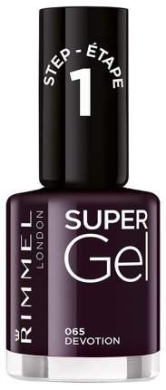 Лак для ногтей Rimmel Super Gel Urban Affair 065 12 мл