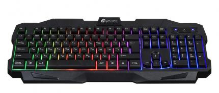 Клавиатура Oklick 757G Black
