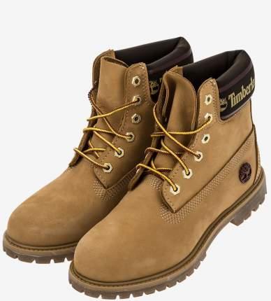 Ботинки женские Timberland желтые