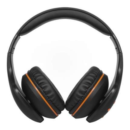 Наушники беспроводные Nobby Comfort B-215 Black/Orange (NBC-BH-42-06)
