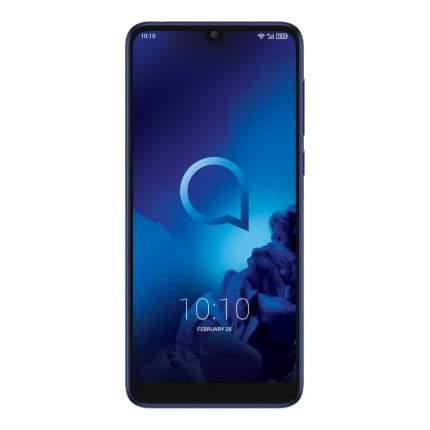 Смартфон Alcatel 3L 2019 16Gb Metallic Blue (5039D)