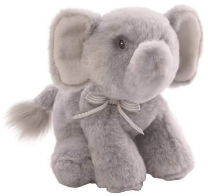Игрушка мягкая (Oh So Soft Elephant Grey Rattle, 18 см), Gund