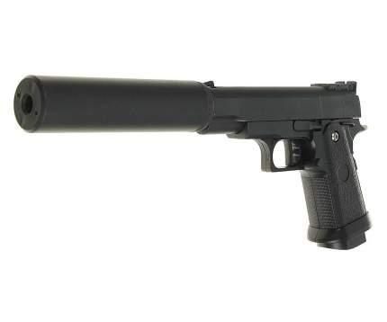 Страйкбольный пружинный пистолет Galaxy (кал. 6 мм) G.10A (Colt 1911PD)
